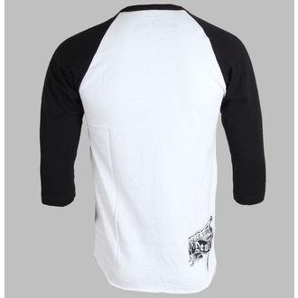 t-shirt hardcore men's - Safety Razor BaseBall - SE7EN DEADLY