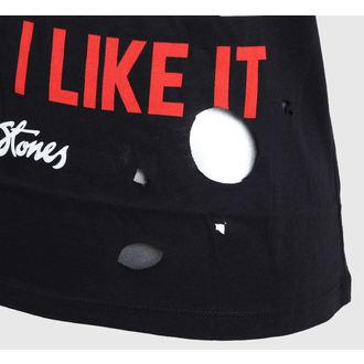 TOP women's Rolling Stones - Only Rock N Roll - BRAVADO