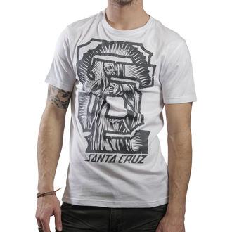 t-shirt street men's - Guad Block - SANTA CRUZ