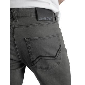 shorts men SANTA CRUZ - Kustom - Vintage Black