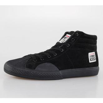 high sneakers men's Suede HI - VISION