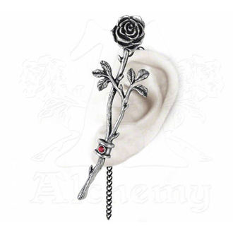 earrings ALCHEMY GOTHIC - Chained Love Rose