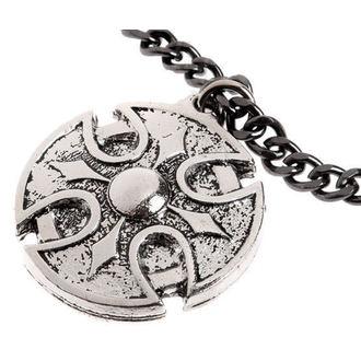 necklace CROSS