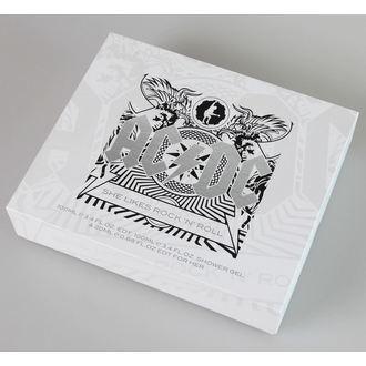 gift set women's AC / DC - White