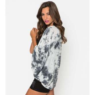 shirt women's METAL MULISHA - Not Enough Kimono