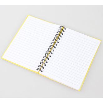 writing notepad Sex Pistols