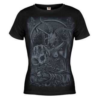 t-shirt hardcore women's - - AMENOMEN
