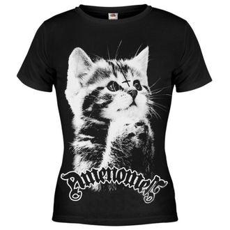 t-shirt hardcore women's - Pure Evil - AMENOMEN
