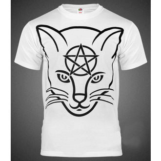 t-shirt hardcore men's - Head Cat - AMENOMEN