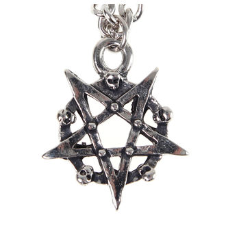 necklace Pentagram