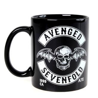 cup Avenged Sevenfold - Deathbat Crest - ROCK OFF