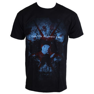 Metal T-Shirt men's Slayer - Stillness Comes Cover - ROCK OFF