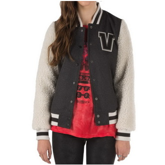 jacket women's spring/fall VANS - University - Phantom Heather