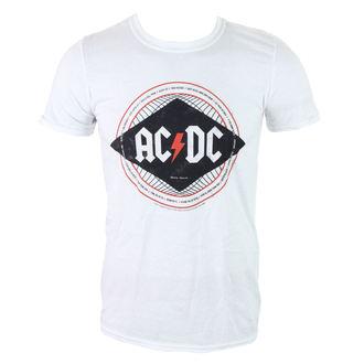 Metal T-Shirt men's AC-DC - Diamond - LIVE NATION