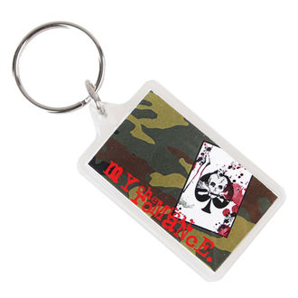 key ring (pendant) My Chemical Romance