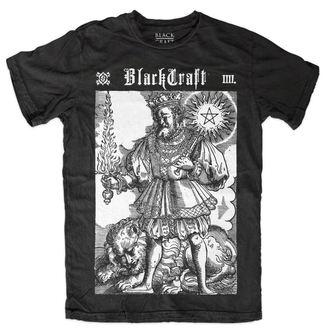 t-shirt men's - Fire Sword - BLACK CRAFT
