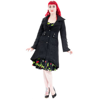coat women's spring/autumn HEARTS AND ROSES - Marcella Brocade