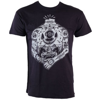 t-shirt gothic and punk men's - Headless Sailor - TOO FAST