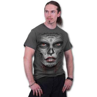 T-Shirt men's - Death Mask - SPIRAL
