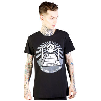 t-shirt hardcore men's - Pyramid - DISTURBIA