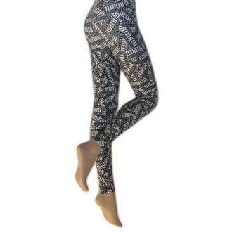 pants women (leggings) LEGWEAR - Parental Advisory