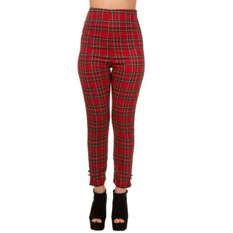 pants women BANNED - Red