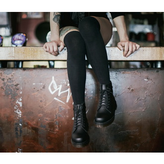 leather boots women's - ALTERCORE