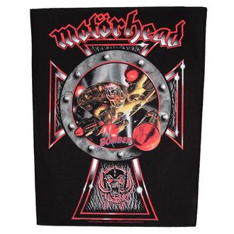 patch large Motörhead - Bomber - RAZAMATAZ