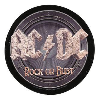 patch large AC / DC - Rock Or Bust - RAZAMATAZ