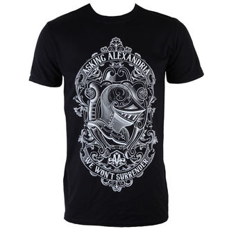 Metal T-Shirt men's Asking Alexandria - We Won't Surrender - PLASTIC HEAD