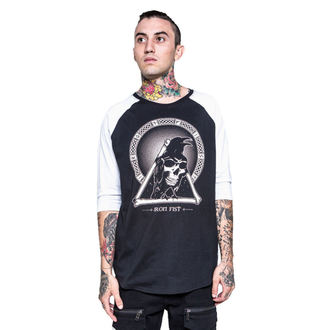 t-shirt street men's - Throne - IRON FIST