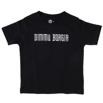 t-shirt metal children's Dimmu Borgir - Logo - Metal-Kids