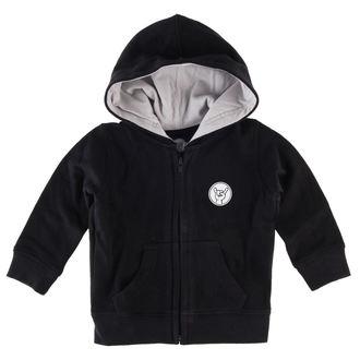 hoodie children's - Born To Be Wild - Metal-Kids