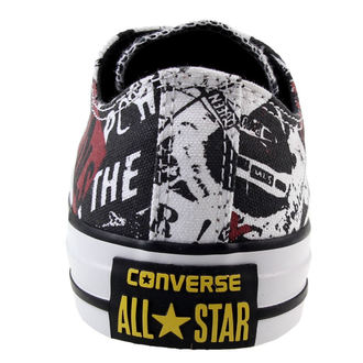 low sneakers women's Sex Pistols - CONVERSE
