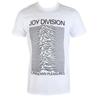 t-shirt metal men's Joy Division - Unknown Pleasures - PLASTIC HEAD