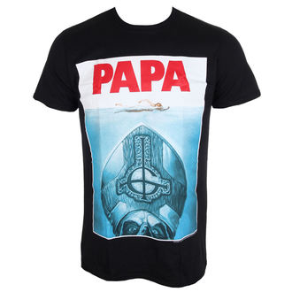 Metal T-Shirt men's Ghost - Papa Jaws - ROCK OFF