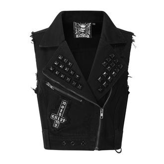 Women's vest KILLSTAR - Aleasha - BLACK