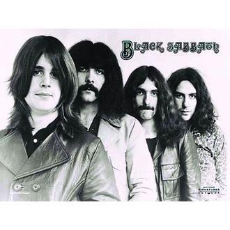 flag Black Sabbath - Band 3