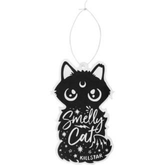 Car air freshener KILLSTAR - Smelly Cat - BLACK