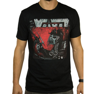 t-shirt metal men's Voivod - War and Pain - NNM