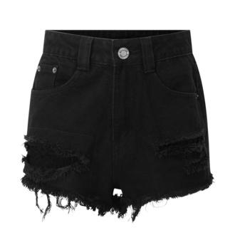 Women's shorts KILLSTAR - Zoey - BLACK