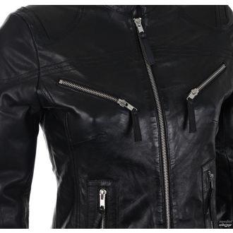 Women's leather jacket OSX - GILDA - POŠKOZENÁ