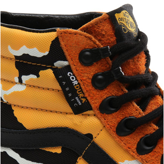 high sneakers unisex UA SK8-Hi -CORDURA- AMBERG - VANS