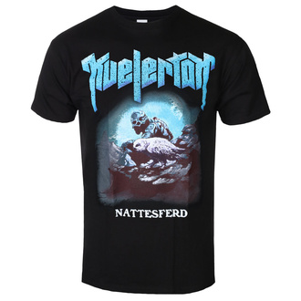 Metal T-Shirt men's Kvelertak - NATTESFERD - PLASTIC HEAD