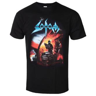 t-shirt metal men's Sodom - AGENT ORANGE - PLASTIC HEAD