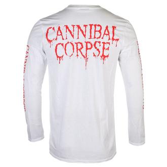 Metal T-Shirt men's Cannibal Corpse - PILE OF SKULLS 2018 - PLASTIC HEAD