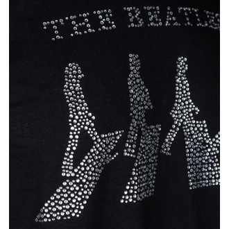 Metal T-Shirt men's Beatles - Crossing - ROCK OFF