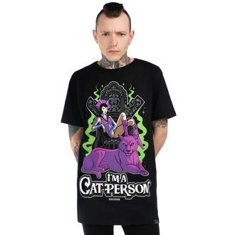 T-Shirt unisex - Cat Person - KILLSTAR