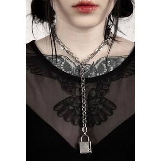Necklace DISTURBIA - Padlock