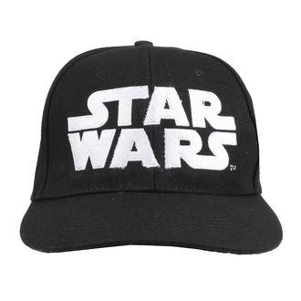 Cap STAR WARS - Logo - Black - HYBRIS